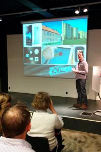 Johan Holmberg berättar om det spännande ELIS-projektet.